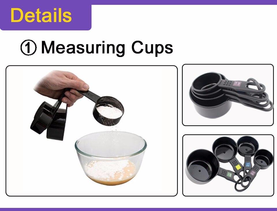 cozinha gadget incluído entalhado turner colher lata