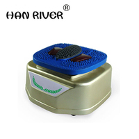 Qi and blood circulation machine high frequency spiral vibration keep vitality in elderly care pedicure machine foot massager