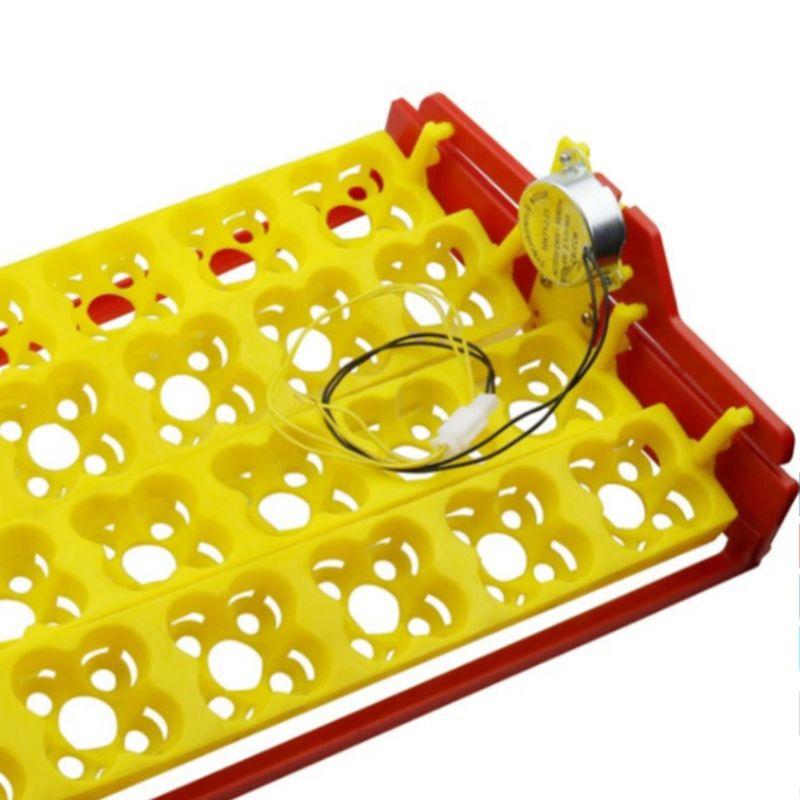 220 В свою очередь на лотков для яиц принадлежности для инкубаторов автоматический инкубатор двигатель поворота яйца для инкубатора