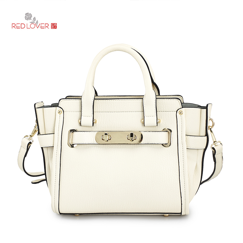 Classic Female handbag PU leather Solid office lady business bags women's shoulder bag vintage brand woman bag free shipping 3 bag set girls patent leather handbag and purse solid colors ladies desinger bags classic woman s handbag female shoulder bags