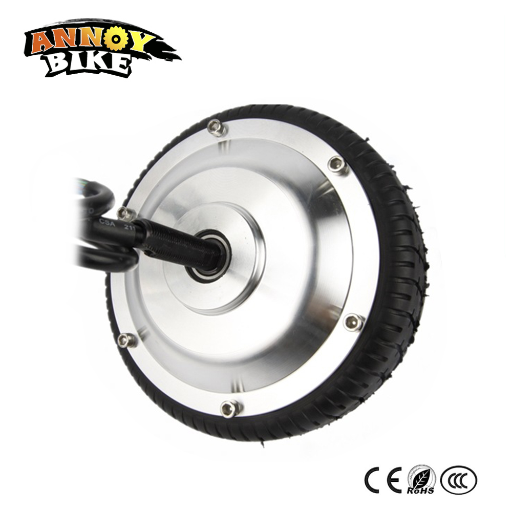 6 inch Low Speed Geared Hub Motor 6 39 39 Electric Robot bicicleta electrica Golf Cart High Torque Electric Bicycle Motor Wheel in Electric Bicycle Motor from Sports amp Entertainment