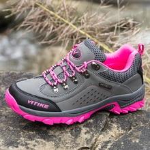 WETIKE 2017 Kids Hiking Shoes Running Walking Shockproof Outdoor Sport Shoes For Boys Girls  Waterproof Hiking Sneakers For kids