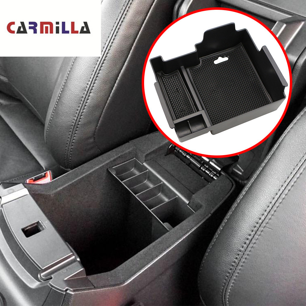 A ABIGAIL Tesla Model 3 Center Console Organizer Tray Accessories with Coins and Sun Glasses Holder for Tesla Model 3 2017 2018 2019