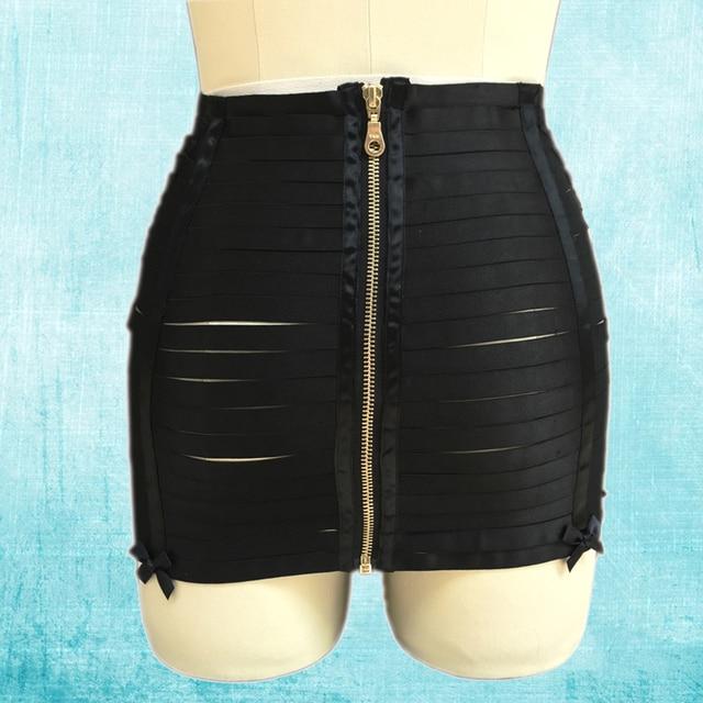 Pacote de Hip Sexy Vestido Aproveitar Goth Bondage Bodysuit Lingerie Leg Garter Mulheres Collants Vestido Com Zipper Vestido de Pole Dance P0140