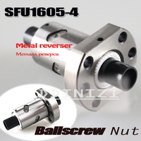 1pcs NEW SFU1605 Ballscrew Nut 16 Mm Ball Screw Single Nut Match Use 1605 4 Nut