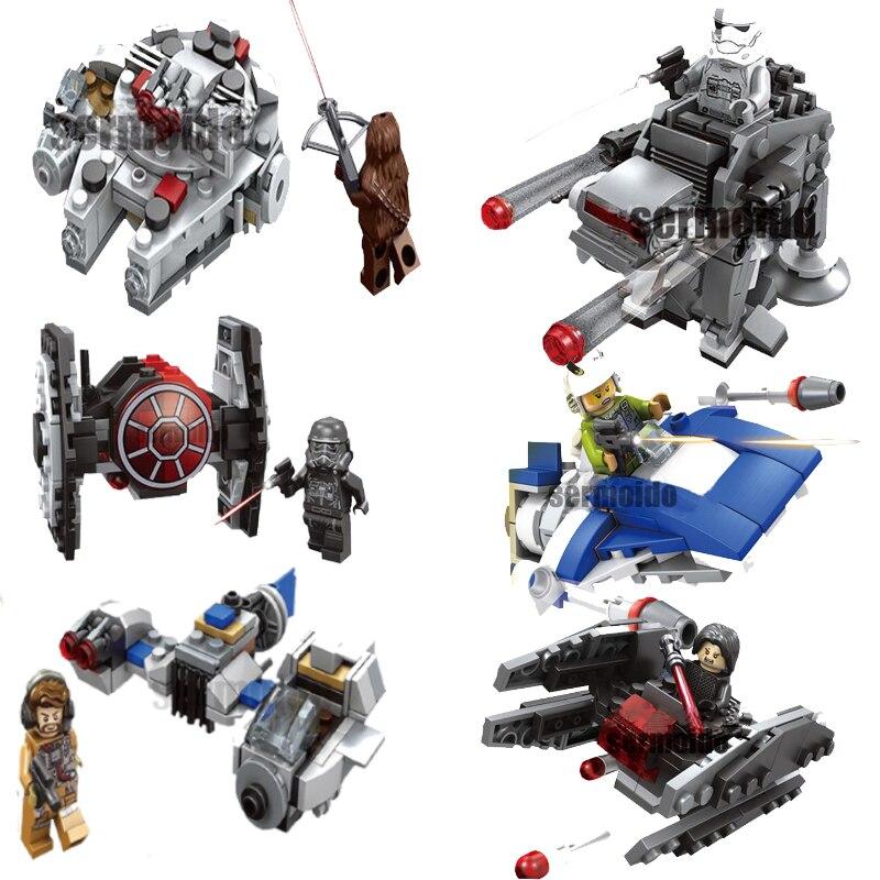 legoing-star-wars-heros-resistance-x-wing-tie-advanced-prototype-micro-fighters-font-b-starwars-b-font-the-wookiee-gunboat-blocks-toys-xd372