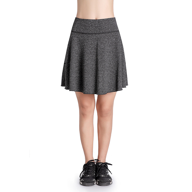 EAST HONG Women's Tennis Running Fitness Skirts Golf Badminton Sports Skirts
