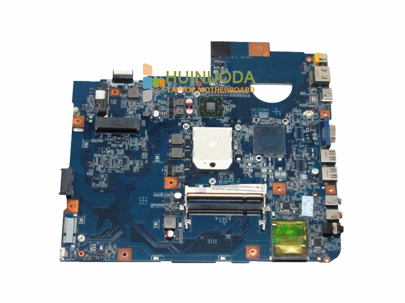 все цены на NOKOTION Laptop motherboard for acer aspire 5542 MBPHA01001 48.4FN01.011 216-0752001 DDR2 Mainboard free cpu онлайн