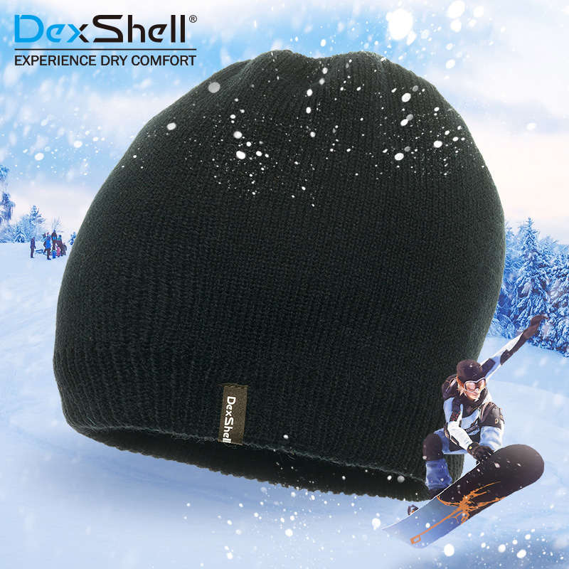 38e2e27410990 Men Women Winter Snow Outdoor Sport Hats Waterproof Breathable Thermal  Running Hiking Hats Knitted Polar