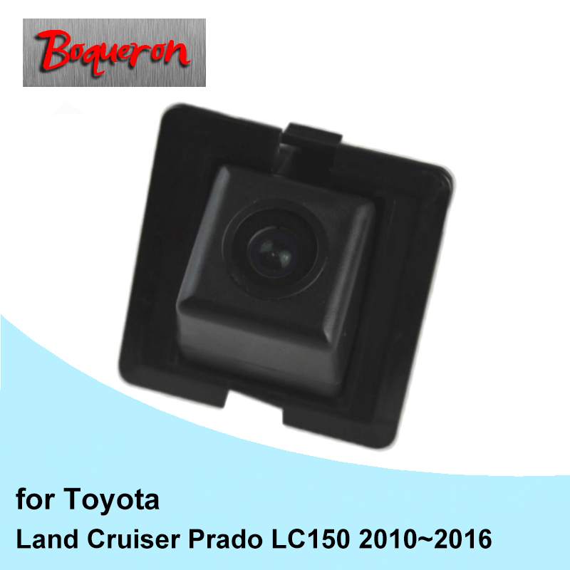 for <font><b>Toyota</b></font> Land Cruiser <font><b>Prado</b></font> LC 150 LC150 2010~<font><b>2016</b></font> HD CCD Night Vision Backup Parking Reverse Camera Car Rear View Camera image