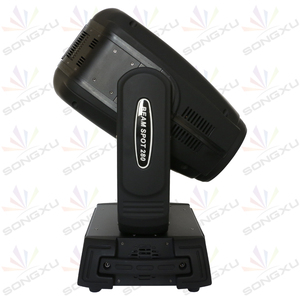 Image 4 - 280W 10R Lyre Beam Spot Wash 3in1 Moving Head Light Beam 280 Beam 10R Stage Light/SX MH280