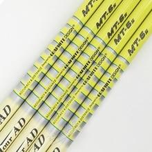 Nov moški Golf gred TOUR AD MT-6 Graphite Golf gredi SR ali S flex v izbiri 5pcs / lot Golf gred gred Brezplačna dostava