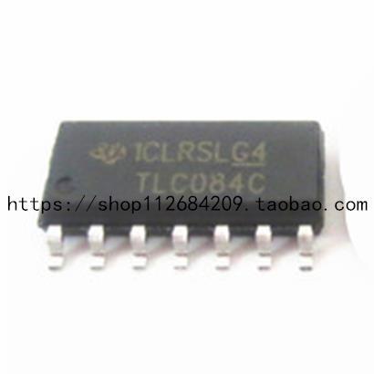 5PCS X TLC084CDR TLC084C TLC084 SOP14 TI