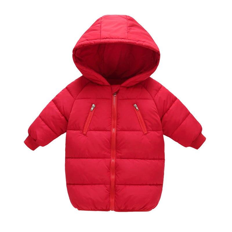 Großhandel Winter Parka Kindermode Jungen Baby Kleidungs Herbst Lange Jacken Für Jungen 6 7 8 Jahre Nizza Kind Oberbekleidung Red Coat Für Mädchen Von