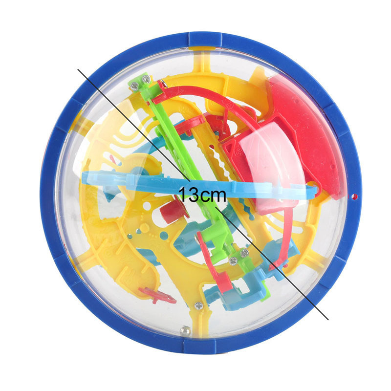Toy balls Puzzle Small Magic Intellect Marble Game Magnetic Gift Children Kids Colorful leaning Sports Outdoor Fun XWJ206