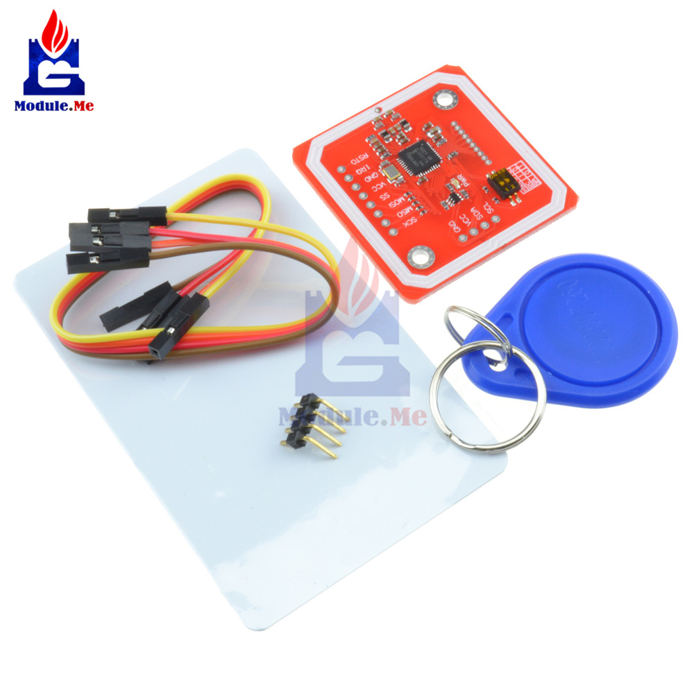 1Set PN532 NFC RFID Wireless Module V3 User Kits Reader Writer Mode IC S50 Card PCB Attenna I2C IIC SPI HSU For Arduino Android1Set PN532 NFC RFID Wireless Module V3 User Kits Reader Writer Mode IC S50 Card PCB Attenna I2C IIC SPI HSU For Arduino Android
