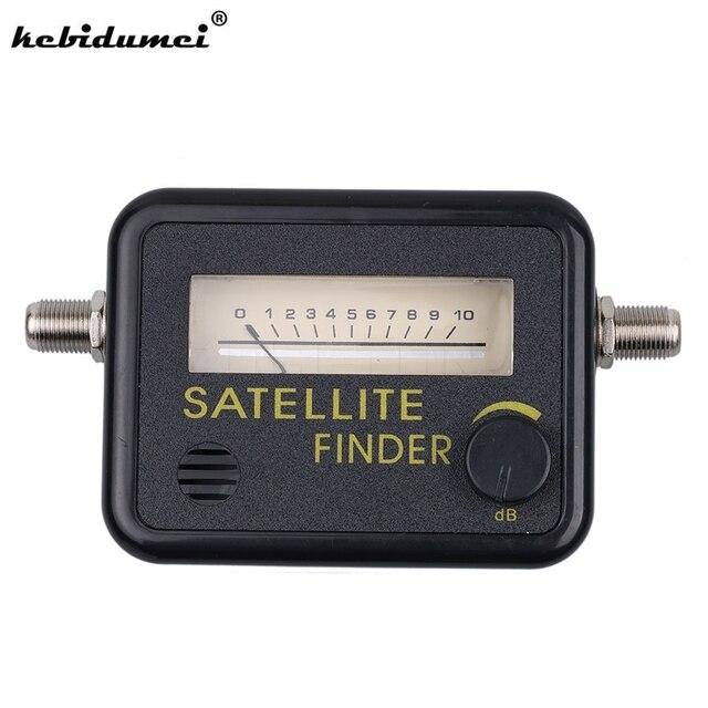 Satfinder Tool Finder for SatLink Sat Dish LNB DIRECTV Signal Automatic Meter Satellite Pointer receiver For SATV Television TV