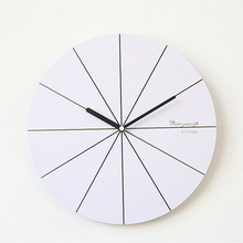 European Style Retro Wall Clock Creative Livingroom Restaurant Hanging Table Simple Decorative Clock Bedroom Minimalist Clocks