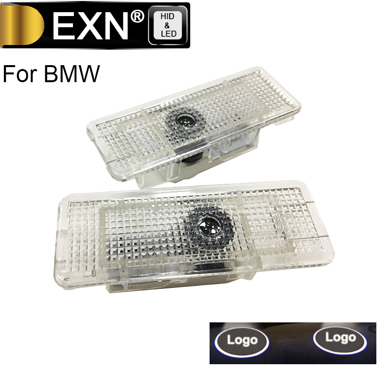 LED Courtesy Lamp For BMW X5 E53 E39 Z8 LED Car Door Welcome Light Car Door