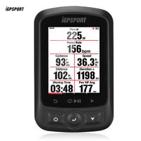 iGPSPORT iGS618 Bike Computer Wireless Speedometer Bluetooth Wireless GPS Cycling Computer Rainproof Bicycle Computer Stopwatch