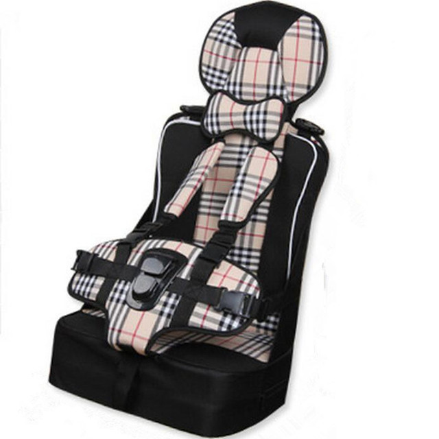 Car Seat Baby Infant Chair Cushion,Convenient Child Chair Car,High Quality Portable Car Seat for Travel,up to 12 Years Old