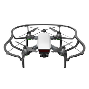 Image 4 - DJI Spark Cover Propeller Guard & Landing Gear Protection For DJI SPARK Drone Accessories Guard Bumper Blade