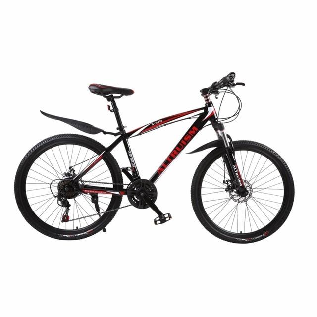 ALTRUISM A-310 Горный Велосипед 21 Скорости 26 Дюймов Стальной MTB Механических Дисковых Тормозов