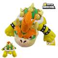 "5pcs Super Mario Bowser Plush Toys 10"" Koopa Bowser Dragon Plush Doll Brothers Bowser JR Soft Stuffed Animal Toys Baby Toy Gift"