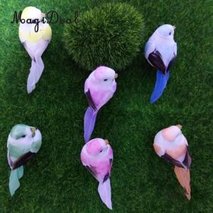 MagiDeal 6Pc Simulation Birds
