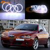 For Alfa Romeo 147 2005 2006 2007 2008 2009 2010 Headlight Ultra Bright Illumination COB Led