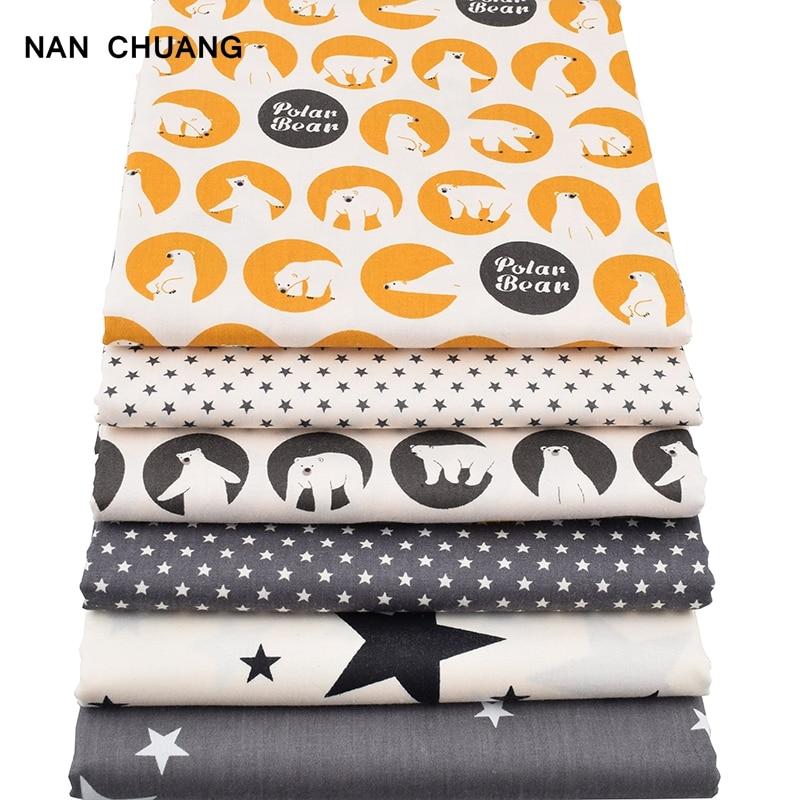 Нан Цхуанг 6Пцс / Лот Цртани медвјед - Уметност, занатство и шивање - Фотографија 2