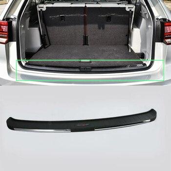 リアバンパーガードプラスチック用リアバンパーフットプレート VOLKS-WAGEN TERAMONT 2018 車の保護