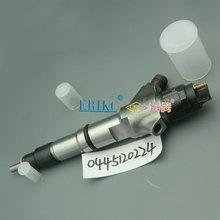 ERIKC 0445120224 Bos/ch auto inyector motor assy, CRIN diesel boquilla de inyección completo set 0 445 120 224 WEICHAI 612600080618