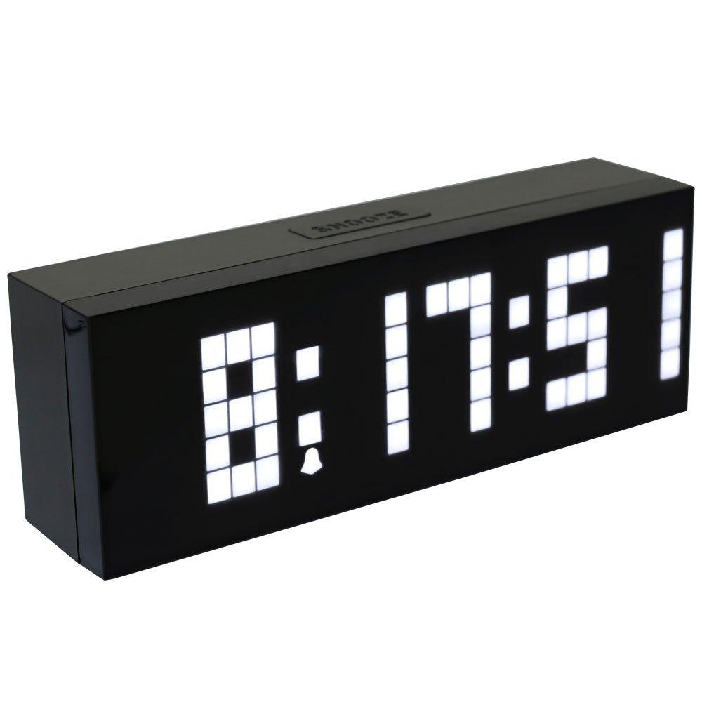 Jumbo LED Զարթուցիչ Countdown ժմչփ Պատի - Տնային դեկոր - Լուսանկար 4
