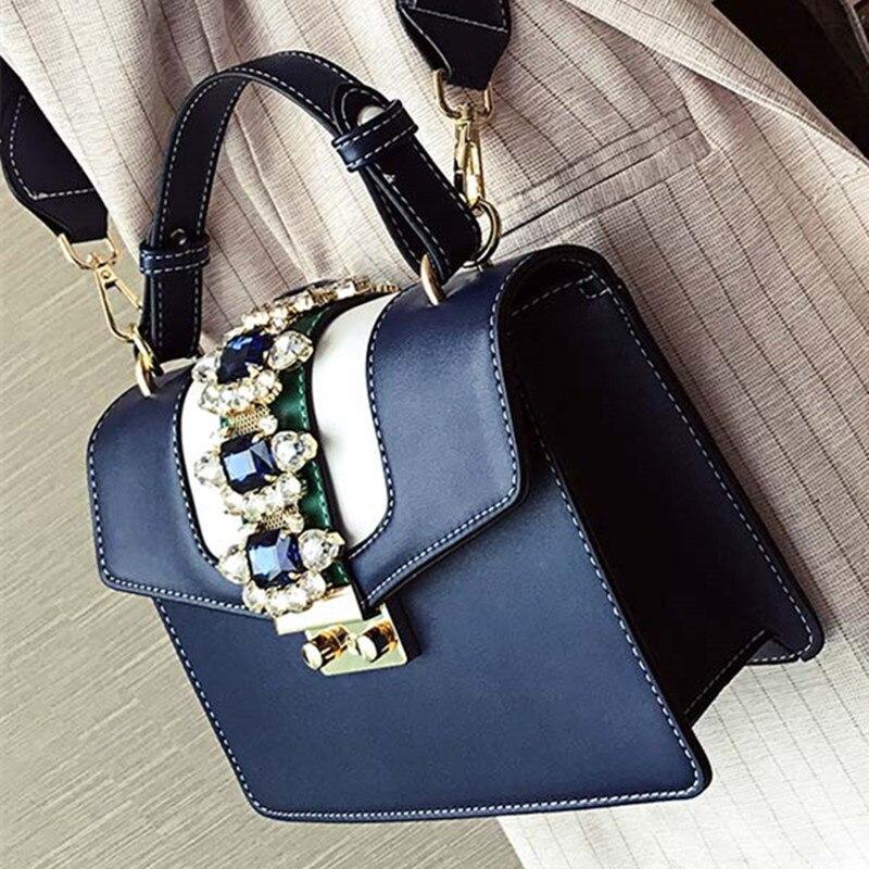 2018 la venta más caliente dama lujo Multi colorido diamante perlas hombro famosa bolsa de Diseñador de Bolsos de mano, bolsas de mensajero para mujeres, Louis Sac