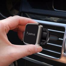 Cradle Magnetic Car Phone Holder for iPhone Samsung 360 Air Mount Magnet Holder for Mobile Phone in Car GPS Universal Holders цена и фото