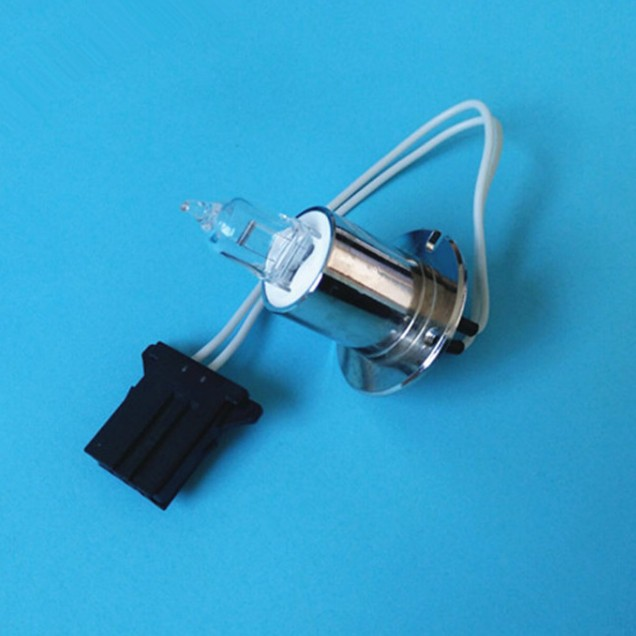 ROCHE 727 0536 12V50W halogen lamp Roche C311 C6000 C501 Biochemical instrument Light Source Bulb