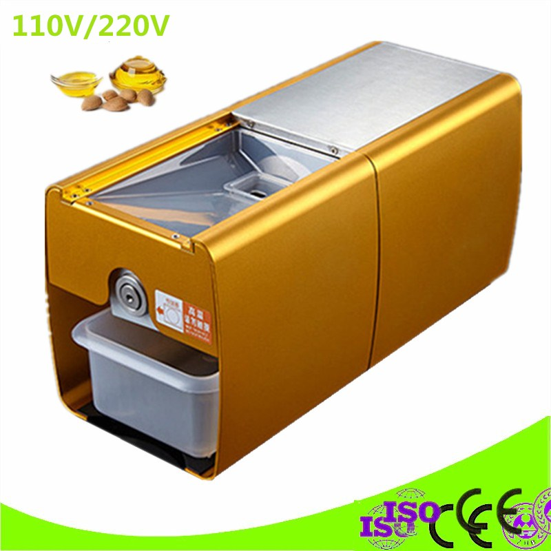 Stainless Steel Camellia Flax Seed Oil Press Machine Commercial Home Grape Seed Oil Extraction Machine неттоп gigabyte brix intel celeron n3350 intel hd graphics 500 без ос черный gb bpce 3350c