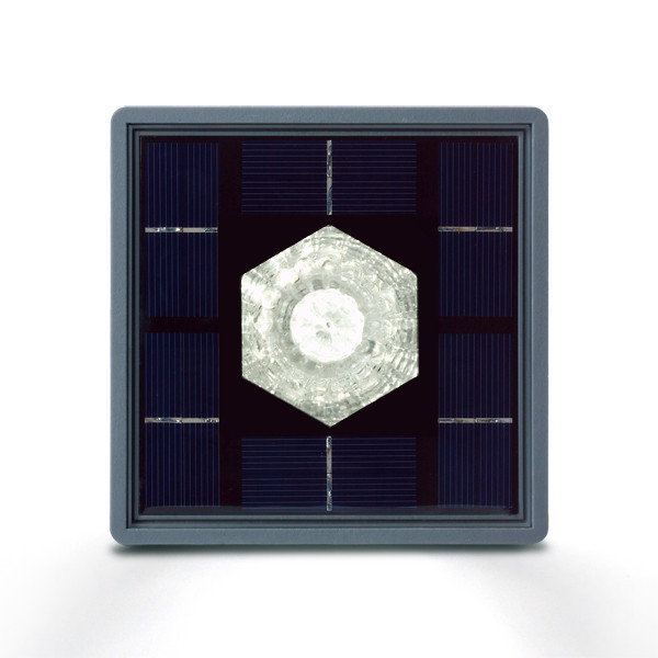Outdoor Solar Power Panel LED Buried Lamp (3)