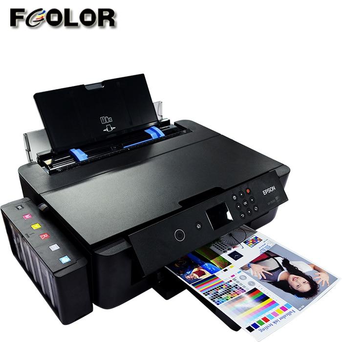A3 Size Photo CD VCD DVD Printer For Epson XP15000 Printing Machine