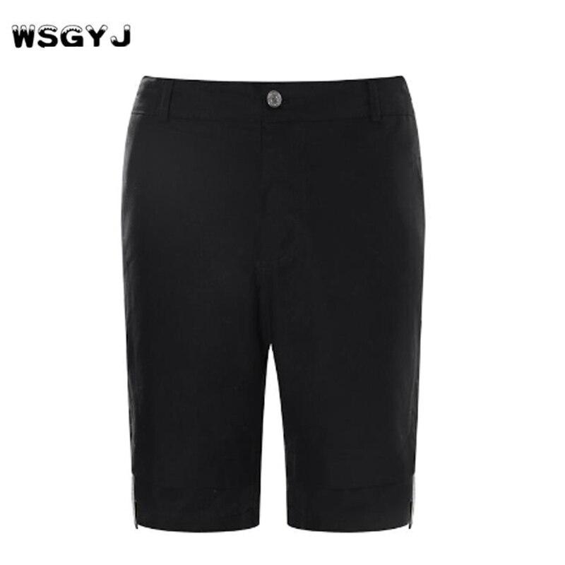 WSGYJ Shorts Mens Bermuda 2018 Summer MAN Beach Hot Cargo Men Boardshorts Male Brand MenS Short Casual Fitness