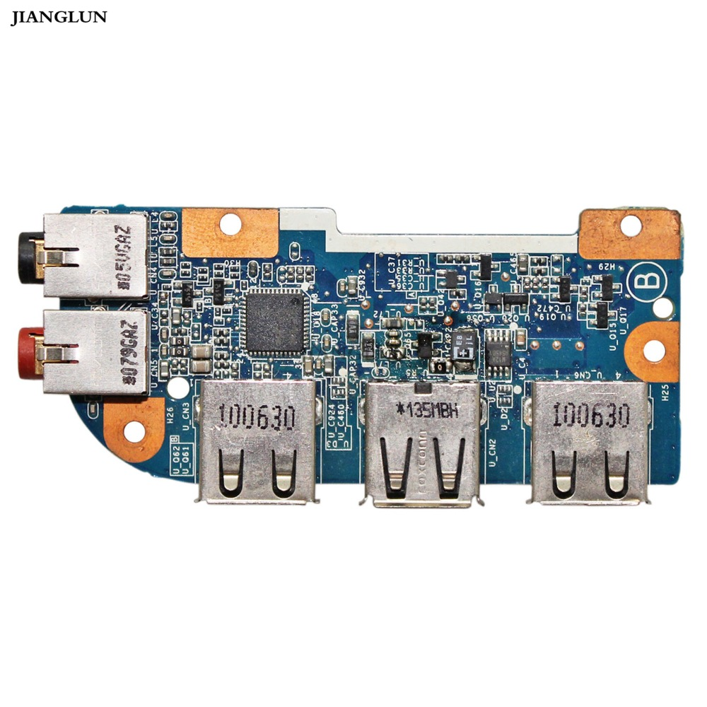 JIANGLUN USB Audio Sound Board for Sony Vaio VPCEA VPCEB VPCEC IFX-565 IFX567