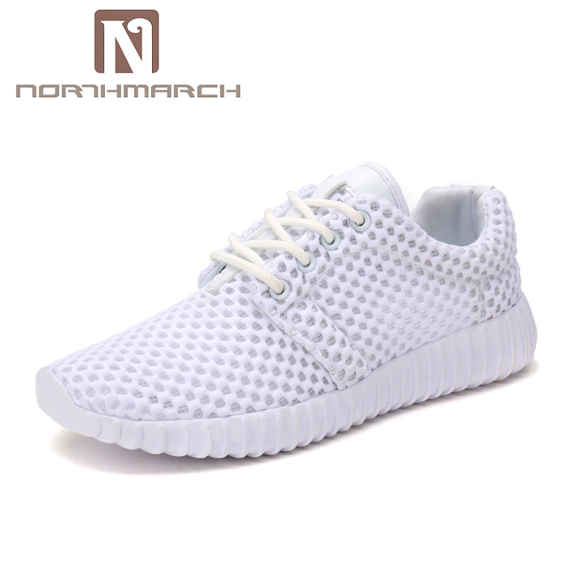 NORTHMARCH Sneakers Men Summer Breathable Mesh Men Casual Shoes Brand Fashion Shoe For Men Lace-Up Tenis Masculino EsportivoNORTHMARCH Sneakers Men Summer Breathable Mesh Men Casual Shoes Brand Fashion Shoe For Men Lace-Up Tenis Masculino Esportivo
