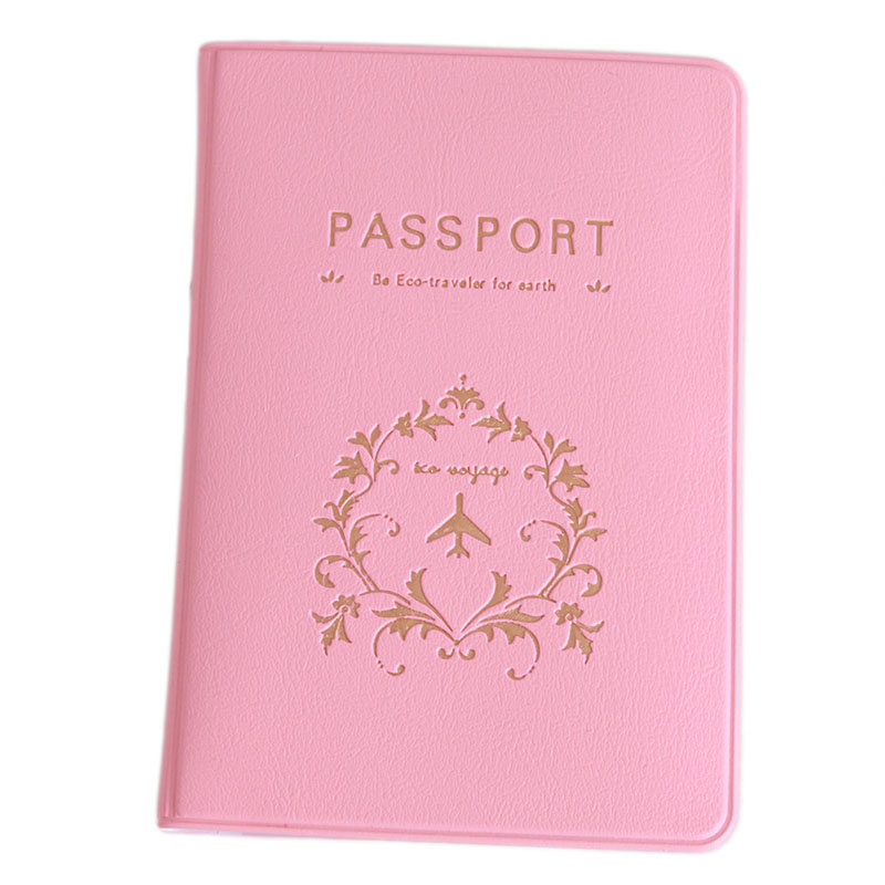 2016 New Fashion Couples Passport Cover Travel Business Passport Holder PVC Card /ID Holders Passport Package PA874959 big toe sandal