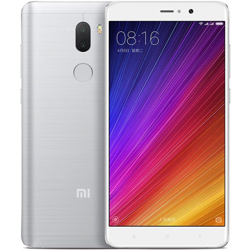 Original Xiaomi Mi5S Plus Smartphone 5.7 Inch 1920x1080 386PPI Snapdragon 821 Quad Core double Sense Camera 6GB RAM 128GB ROM