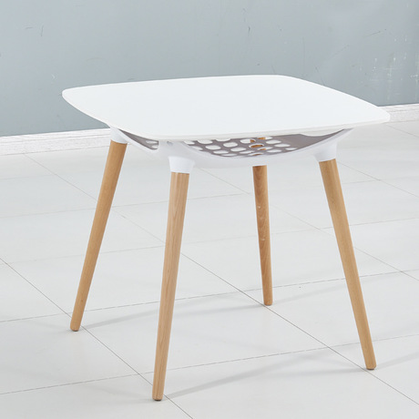 Side Table Blank Hout.Us 91 99 8 Off Cafe Tables Cafe Furniture Home Furniture Solid Wood Plastic Round Table Square Coffee Table Basse Minimalist Modern Desk New In