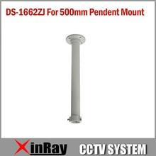 500 мм Кулон Кронштейн 1662ZJ для HIK Крытый или Открытый Speed Dome IP CCTV Камеры Алюминиевый Сплав