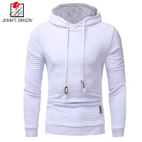 2017 New High End Casual Hoodie Men S Hot Sale Plaid Jacquard Hoodies Fashion Military Hoody