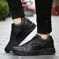 Ramialali Marca Hombres Zapatos Causales Deporte Negro Hombres Zapatos Hombres Zapatos Para Caminar Calzado Deportivo Entrenadores Superestrella Cesta