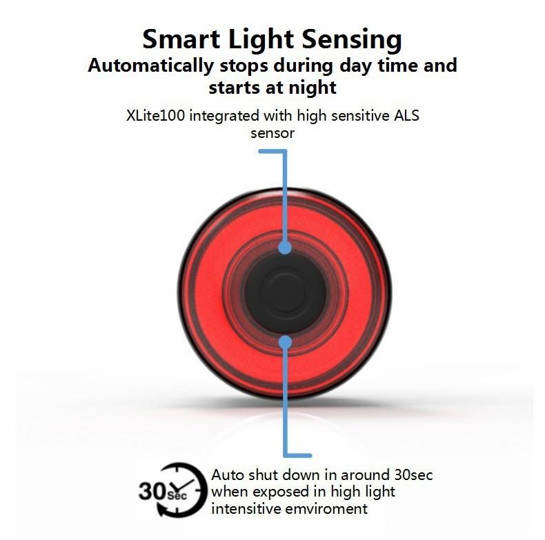 auto start stop brake sensing ipx6 impermeável